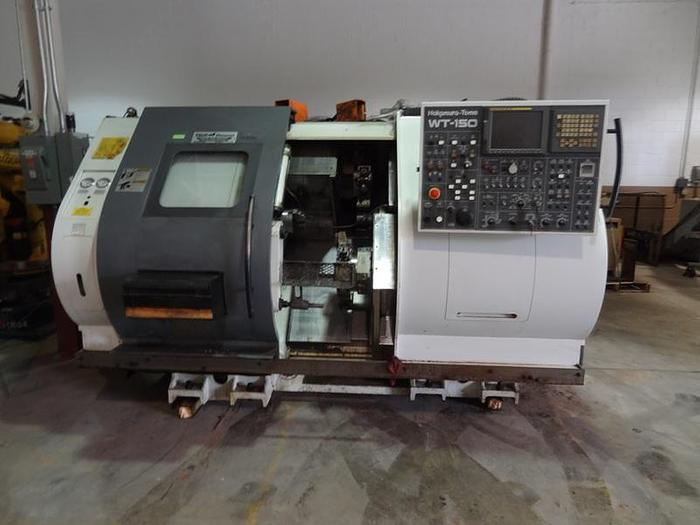 NAKAMURA TOME WT150MMY CNC 8 AXIS LATHE 2005