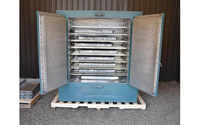 USED GRIEVE SA-400 ELECTRIC OVEN
