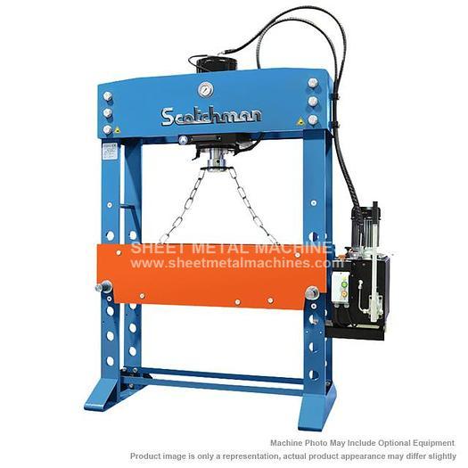 SCOTCHMAN 160 Ton Hydraulic Press PressPro 160