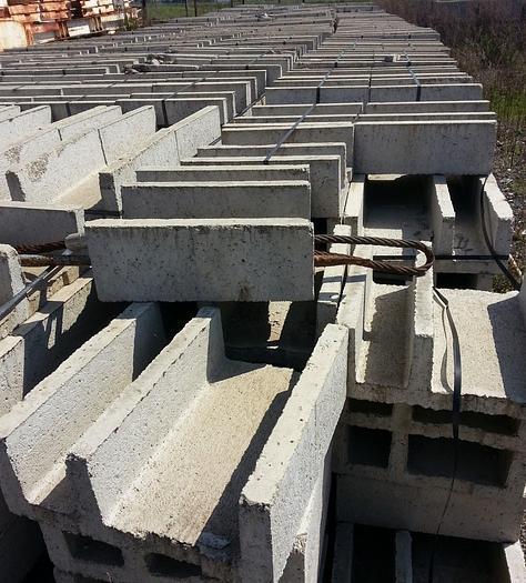 Stock Manufatti in cemento