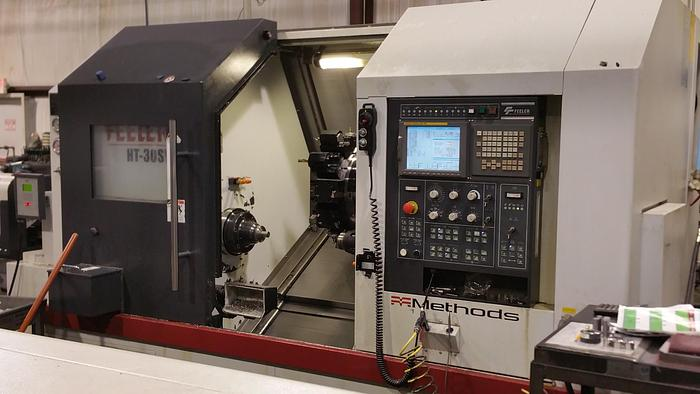 Used Methods HT-30sy Cnc Turning Center