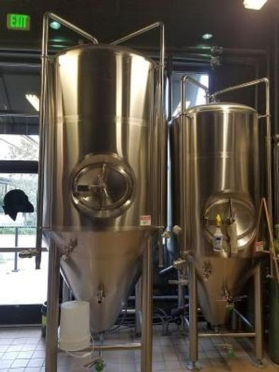 Used 10 bbl D/F Premier Stainless Brewery