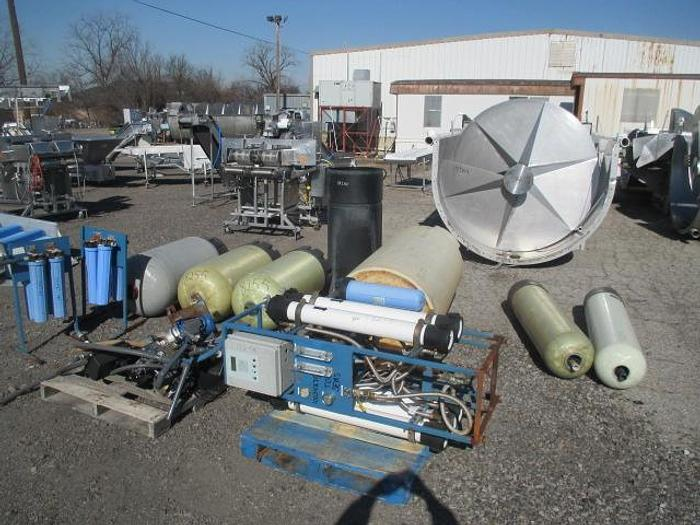 Used Freeman Water Filteration System; Md#FRENAN05