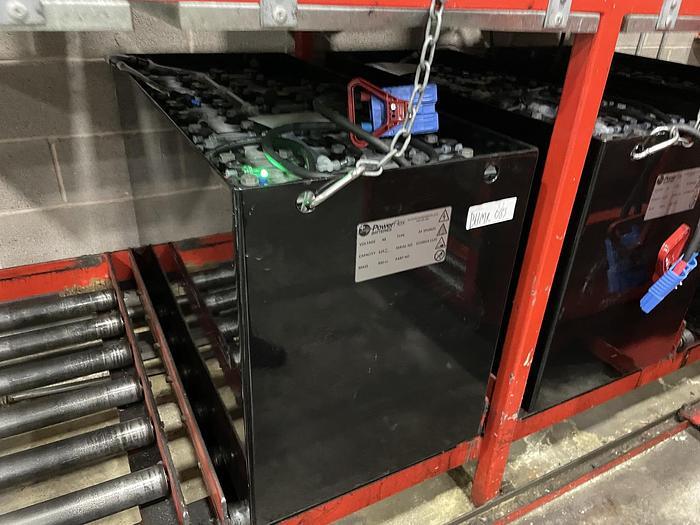 Used POWERFLEX 24 5PZS625 Battery