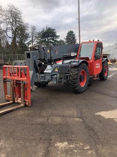 Used 2017 SKYJACK SJ1056 TH 4WD Diesel Telehandler EROPS