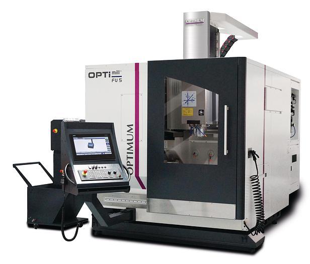 2020 Optimum OPTImill FU5 Universales  Bearbeitungszentrum 5 Achsen