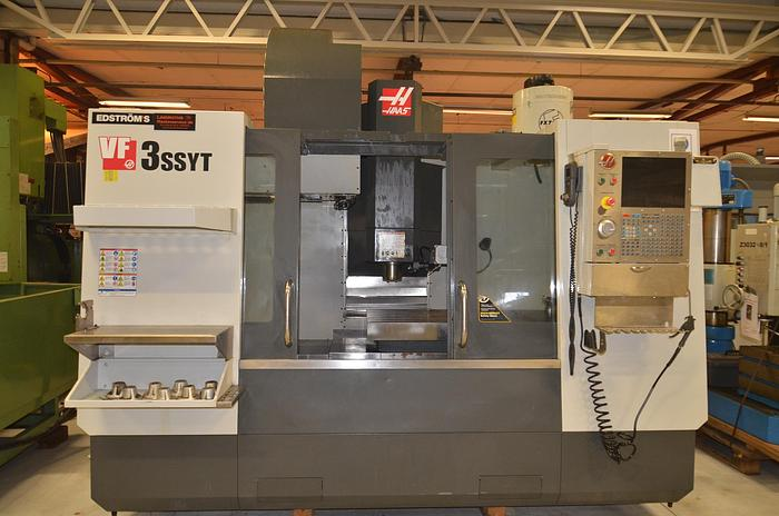 Used DC17 - HAAS VF - 3SSYT