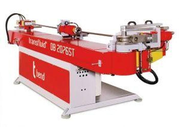 Transfluid 'ST' mandrel tube bending machines