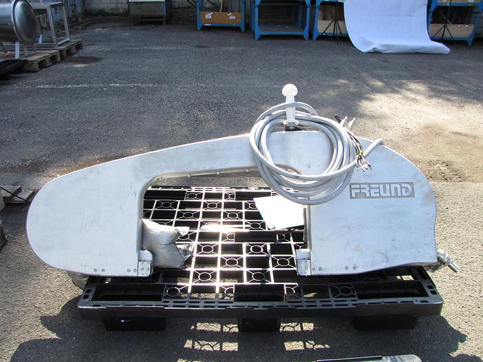 Used Splitting Saw Freund SB50-08