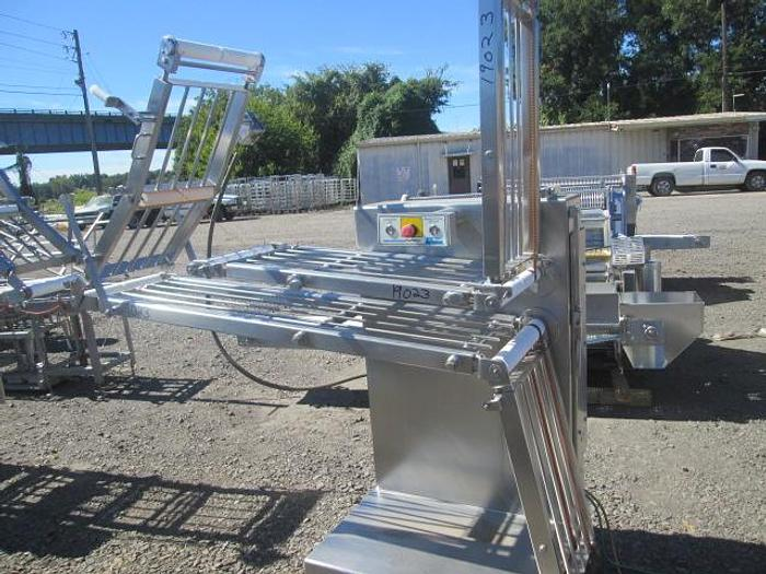 Used Formax Transfer System Conveyor; Md#TS 180