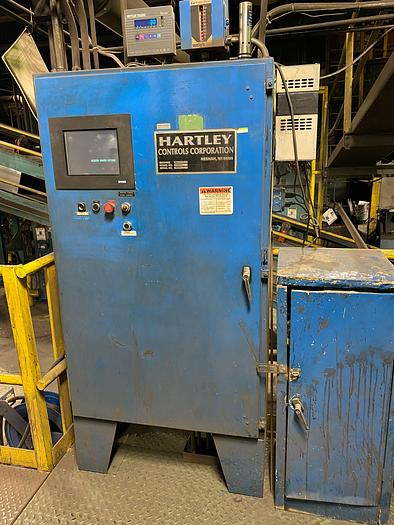 Used HARTLEY B-18MK2-167 BOND DETRMINATOR