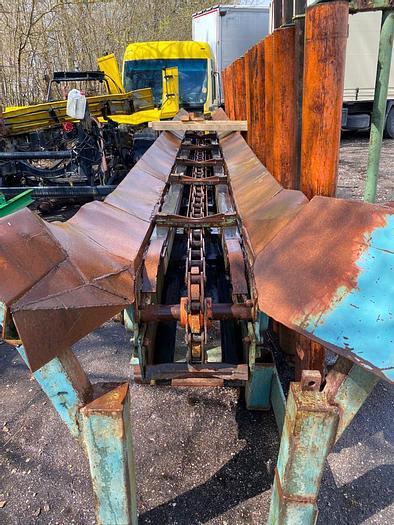 Used Log conveyor