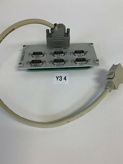 Used Sachnummer 847 4823 RS 0307 Circuit Board Type 2 94V-0 *Warranty~Fast Shipping*