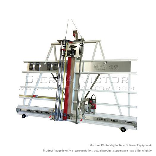 SAFETY SPEED CUT Panel Saw and Dust Free Cutter Combo DFC-H5