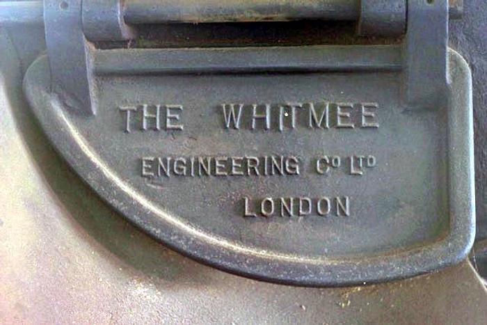 Whitmee Coffee Roaster 100kg batch