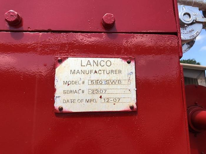2007 LANCO 550