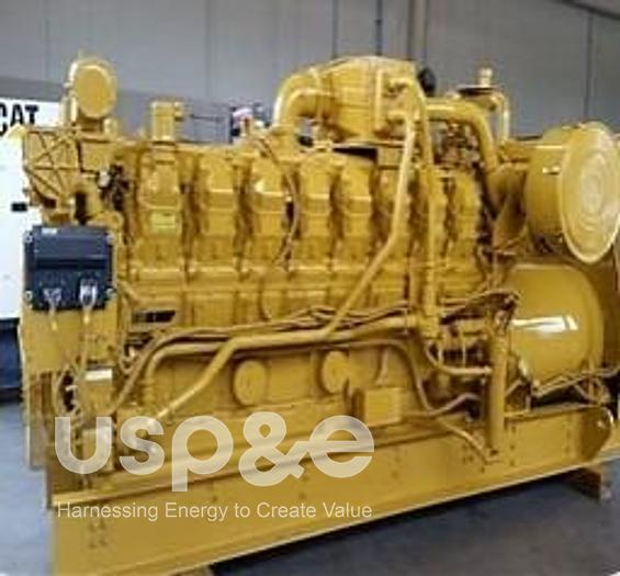 Used 2003 Caterpillar G3516 le