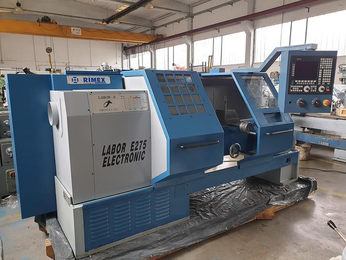 Usata TORNIO CNC PADOVANI LABOR E-275
