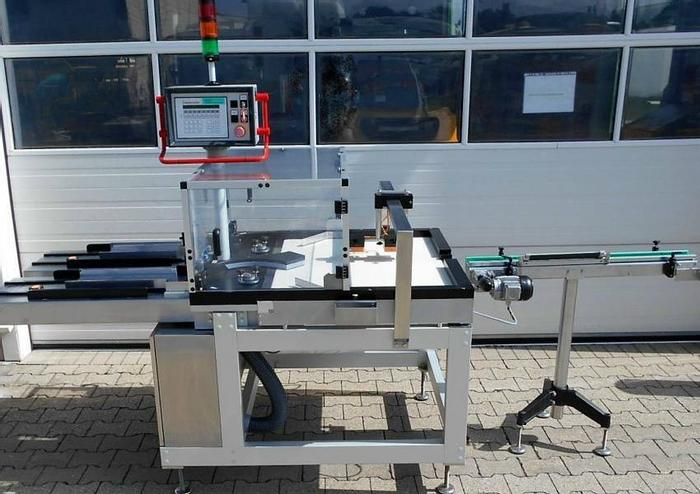 Used P 12993 D - Vial Counting + Packing Machine SEIDENADER MGZ-2