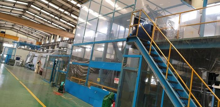 1300mm Aluminum and Steel Coil Coating Line: CC-176