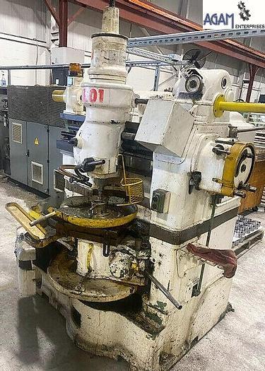 Used Fellows 6A Gear Shaping Machine #3