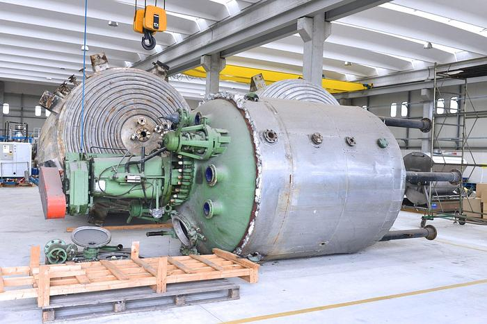 Usata Reattore TYCON da 14965 Litri