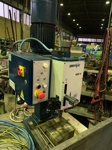Ottime Tapping Machine SERRMAC MDR 12