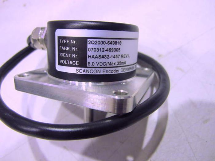Enroder Haas Scancon 2Q2000