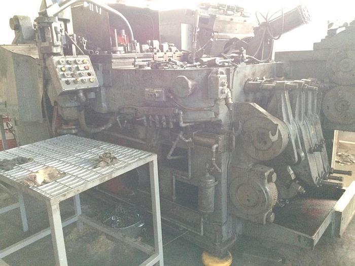 Used Header Cold 5/8-5BM