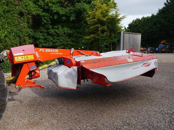 Kuhn FC 283 GII Mower Conditioner