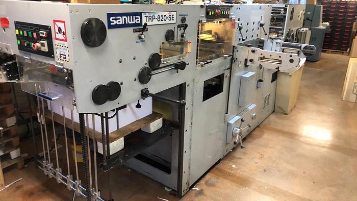 Used Sanwa TRP-820-SE