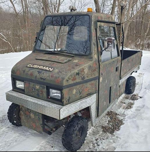 Used 1985 Cushman Truckster