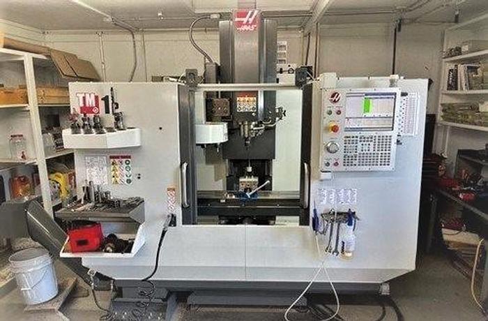 Used 2018 Haas TM-1P