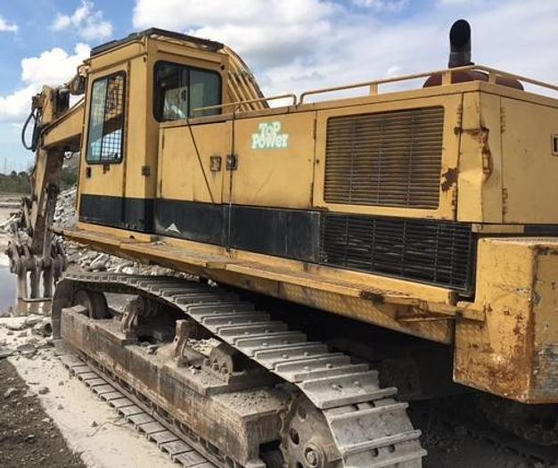 Used 1996 CAT 235D Excavator