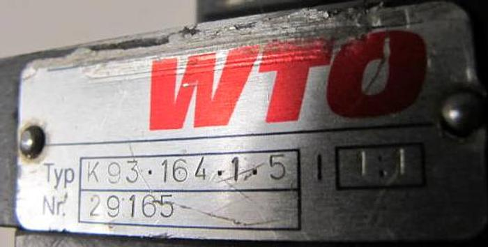 WTO INDEX angetr. WZ VDI 30 K93-164-1-5