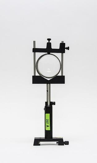 Used Newport VLH-3 Variable Lens Holder with PRC-1 Rail Carrier (2507A)