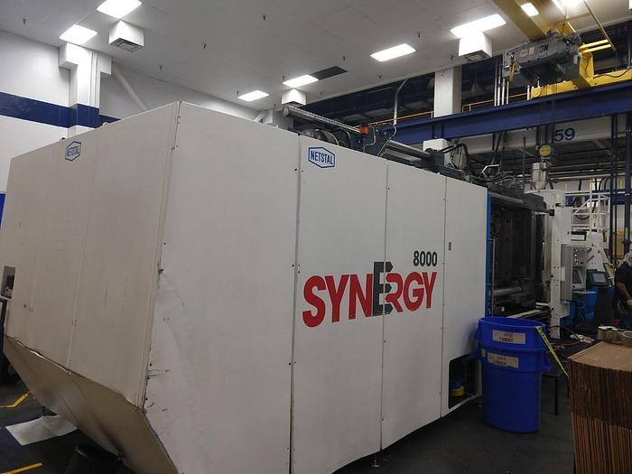 2008 Netstal Synergy 2-Shot