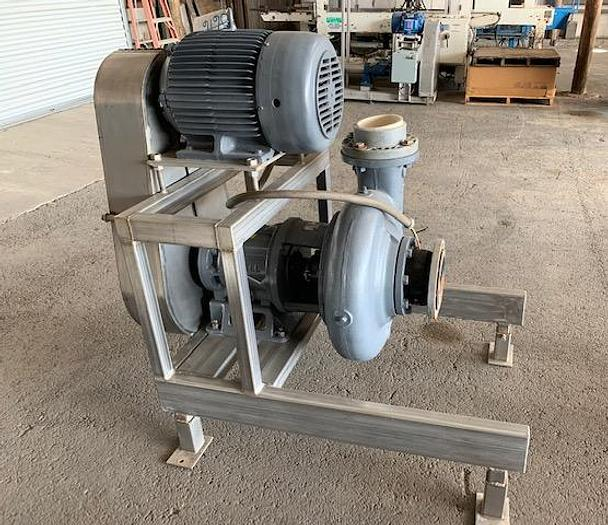 Cornell 6'' x 6'' Hydro Food Pump