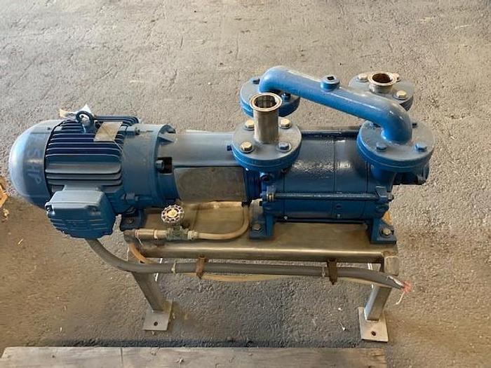 Used Graham Vacuum Pump
