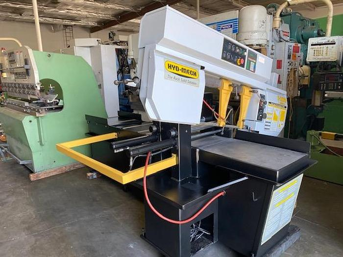 HYD-MECH S20A FULLY AUTOMATIC HORIZONTAL BAND SAW