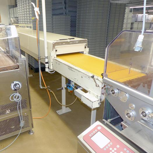 Gebraucht gebr. Kühlkanal SOLLICH Type MK-420