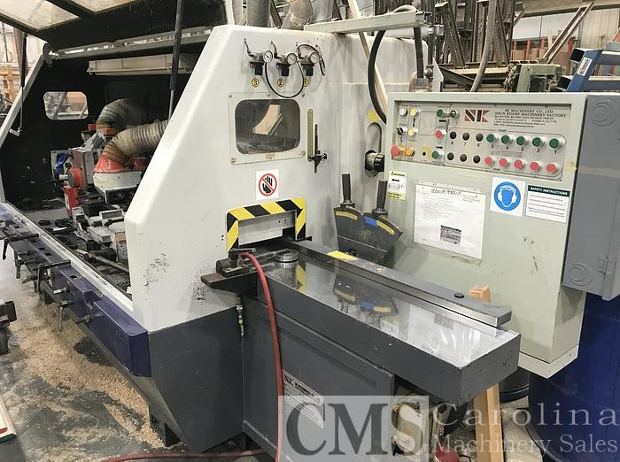 Used 2006 SK Machinery KP5-230S Moulder