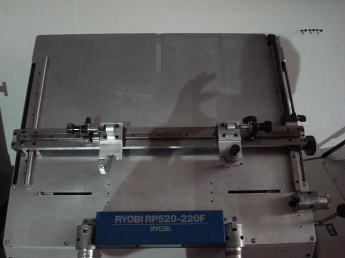 Used Ryobi Optical Punch