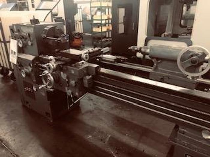 """Used 1978 Summit Engine Lathe - Model 19-4 (20"""" x 80"""") 4"""" Bar Capacity 19-4"""