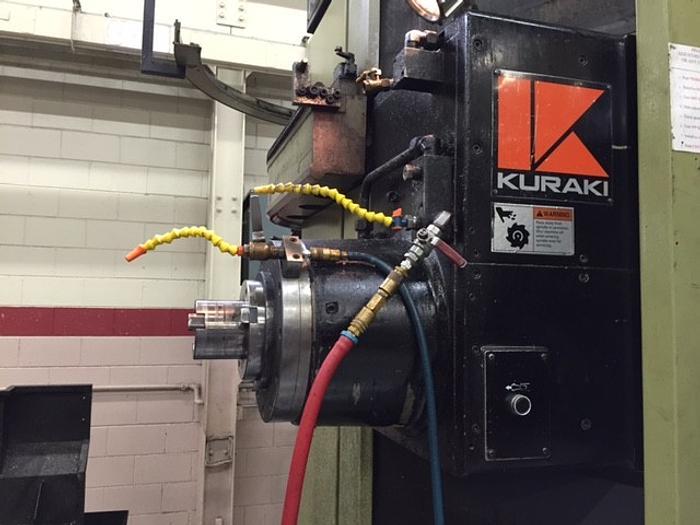 Kuraki KBT10DXANP Horizontal Boring Mill