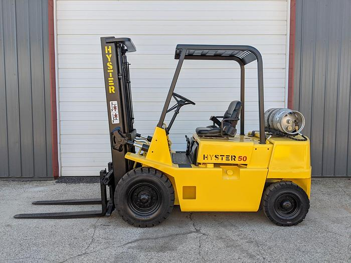 Used 1987 HYSTER H50XL