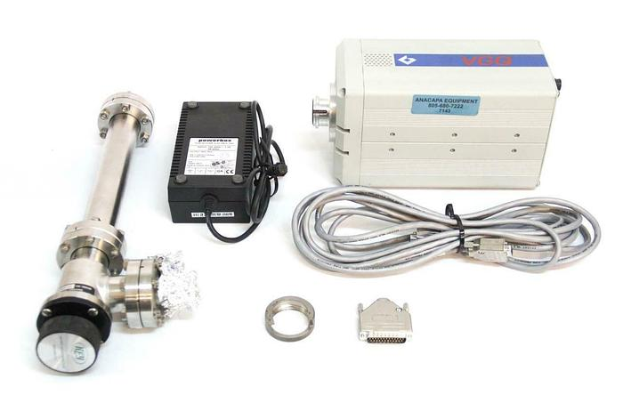 Used VG (Thermo) Residual Gas Analysis System VGQ Power Supply & Quadrupole (7143) R