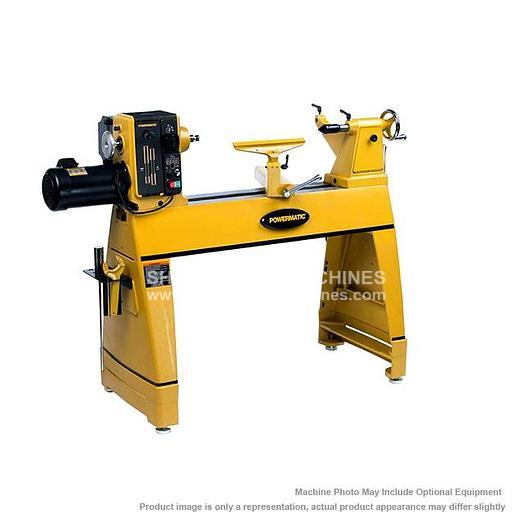 POWERMATIC 3520C Wood Lathe 2HP 1PH 220V 1353001