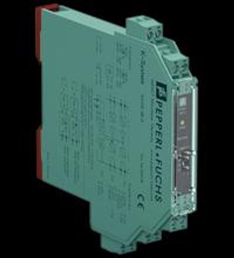 Schaltverstärker KCD2-SR-2, Pepperl und Fuchs,  neu