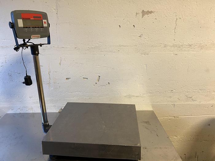 Använd #1207 Våg Defender 150kg